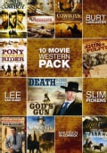 10-Movie Western Pack Vol. 2 (DVD)