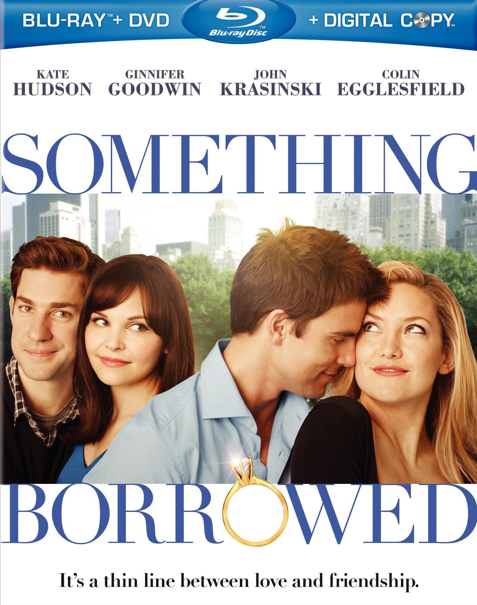 Something Borrowed (Blu-ray/DVD)