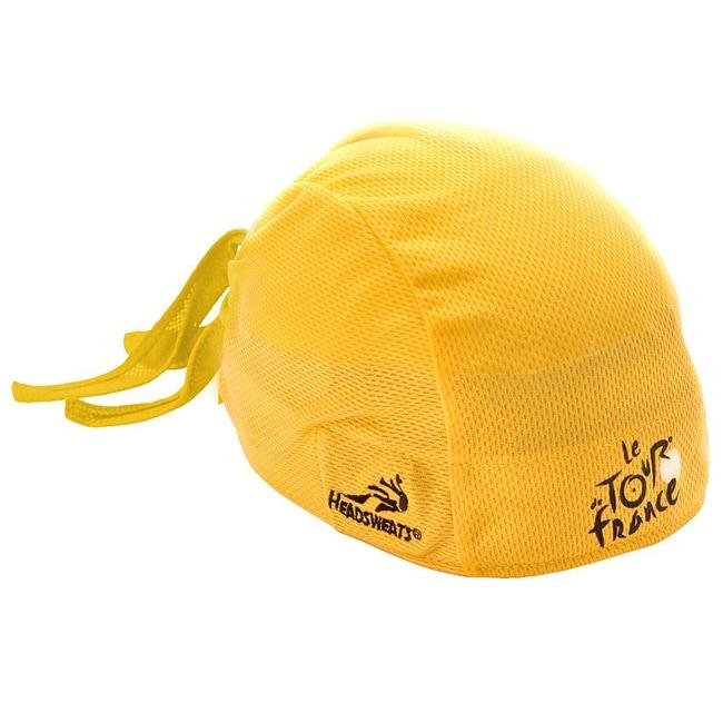 Tour de France Shorty Yellow Headwear