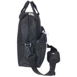 Everest 11-inch Polyester Zippered Shoulder-strap Deluxe Utility Bag