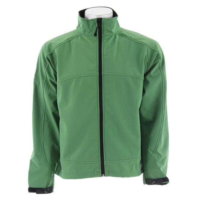 Stormtech Men's Cirrus H2Xtreme Kiwi Bonded Jacket