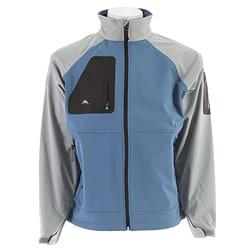 Stormtech Men's Aeros H2Xtreme Teal/ Grey Bonded Jacket