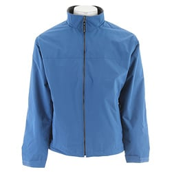 Stormtech Men's Apex Blue/ Grey Fleece-lined Jacket