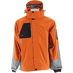 Stormtech Men's Triton H2Xtreme Sunset/ Grey Shell Jacket