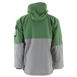 Stormtech Men's 'Triton H2Xtreme' Kiwi/ Grey Shell Jacket
