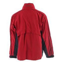 Stormtech Men's 'Trident' Red Microflex Rainshell Jacket