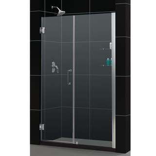DreamLine UNIDOOR Frameless Shower Door