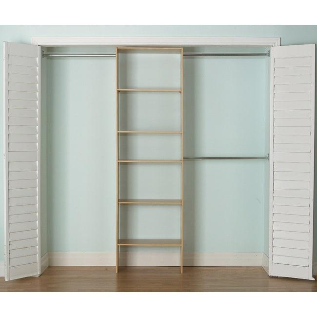 Akadahome 25-inch Wide Closet Tower
