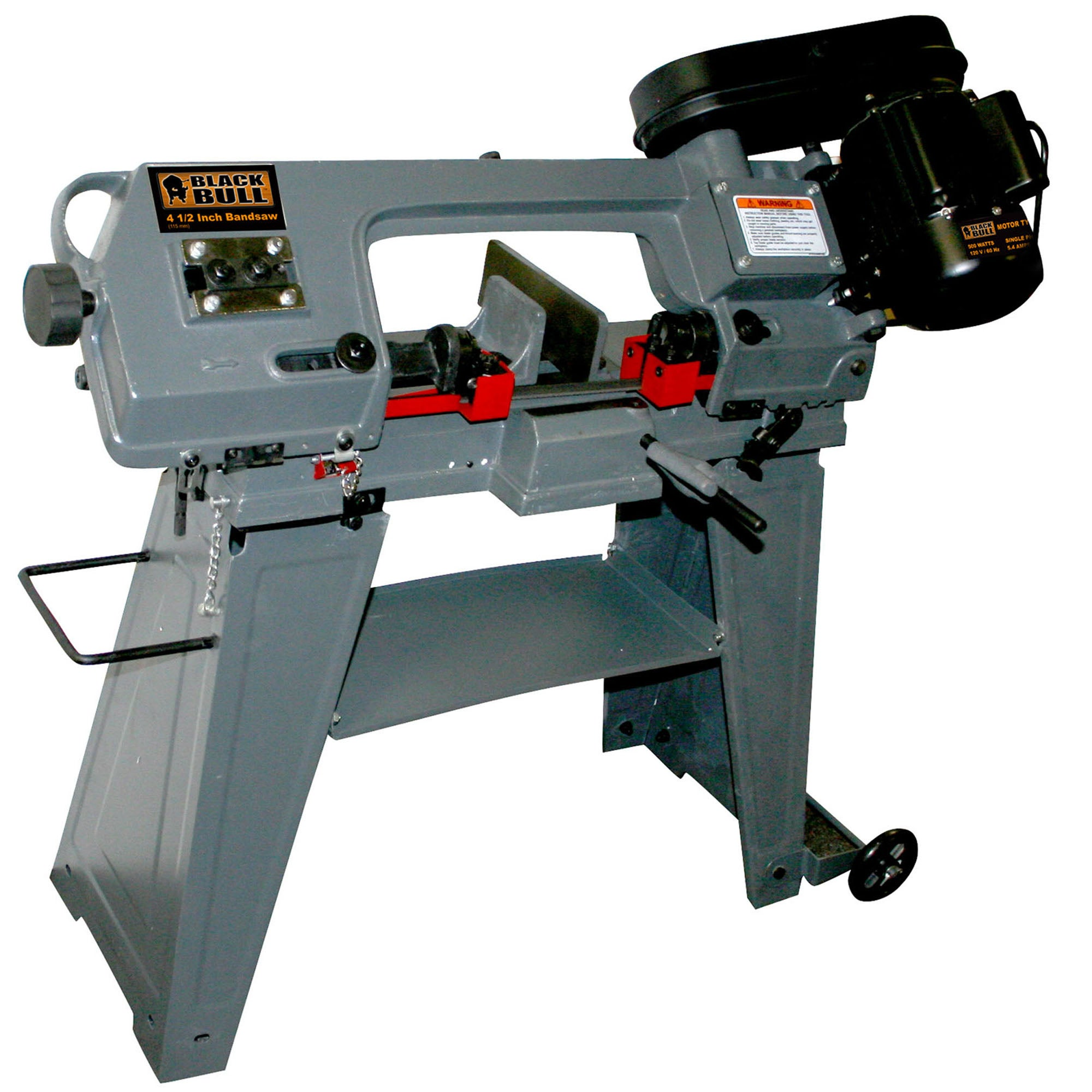 Buffalo Tools Black Bull 4.5-inch Metal Band Saw at Sears.com
