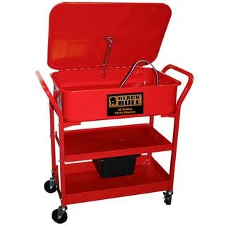 Black Bull 20-Gallon 316 GPH Portable Parts Washer
