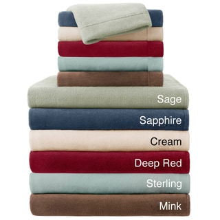 Premier Comfort Microplush Full-size 4-piece Sheet Set