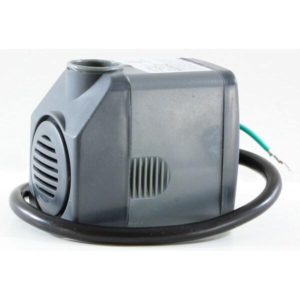 Black Bull 20-Gallon Parts Washer Pump