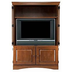 akadaHome Home Entertainment Deluxe TV Armoire
