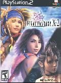 PS2 - Final Fantasy X-2