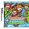 NinDS - Camping Mama Outdoor Adventures - By Majesco
