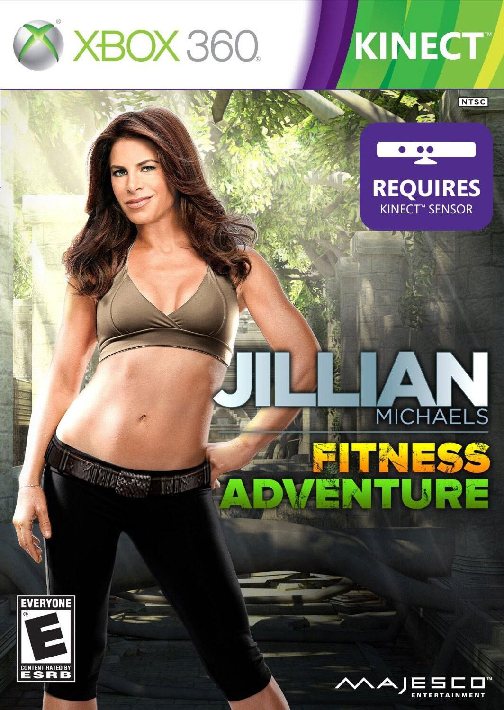 Xbox 360 - Jillian Michaels Fitness Adventure