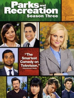 Parks And Recreation: Season Three (DVD)
