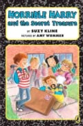 Horrible Harry and the Secret Treasure (Paperback)