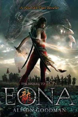 Eona: The Last Dragoneye (Paperback)