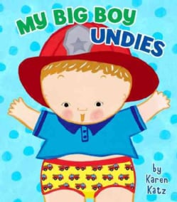 My Big Boy Undies (Board book)