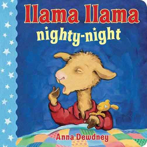 Llama Llama Nighty-Night (Board book)