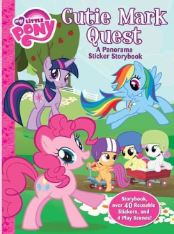 Cutie Mark Quest (Paperback)