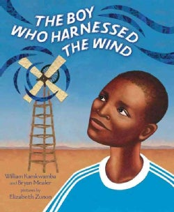 The Boy Who Harnessed the Wind (Hardcover)
