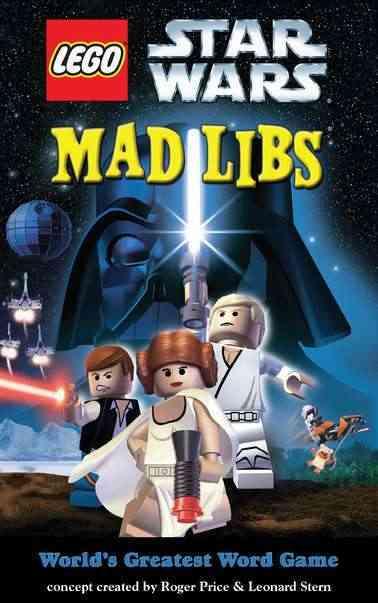 Lego Star Wars Mad Libs (Paperback)