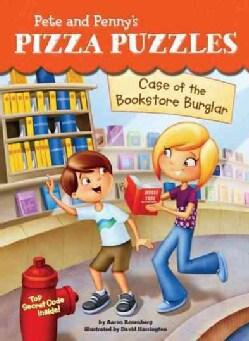 Case of the Bookstore Burglar (Paperback)