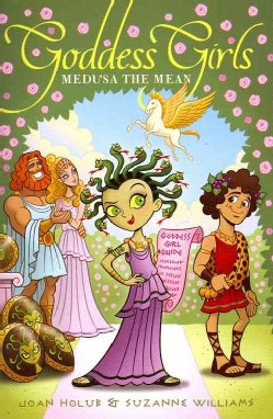 Medusa the Mean (Paperback)