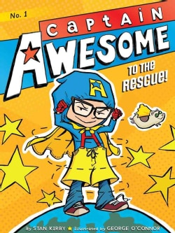 Captain Awesome to the Rescue! (Paperback)
