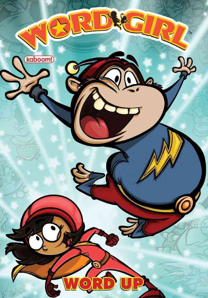 Wordgirl 3: Word Up (Paperback)