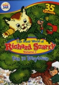Busy World Of Richard Scarry: Fun In Busytown! (DVD)