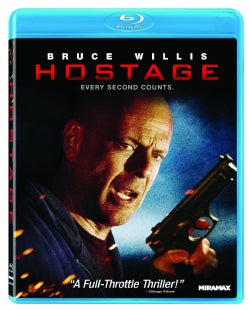 Hostage (Blu-ray Disc)