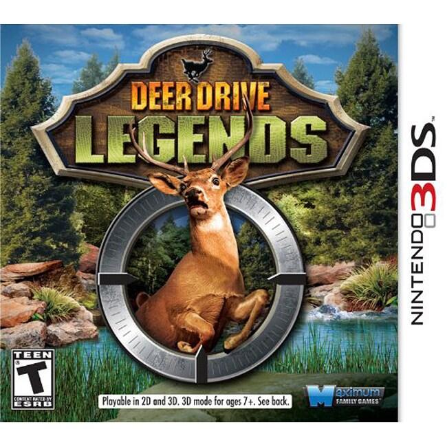 NinDS 3DS - Deer Drive Legends