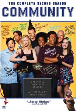 Community: Season 2 (DVD)