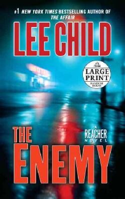 The Enemy: A Jack Reacher Novel (Paperback)