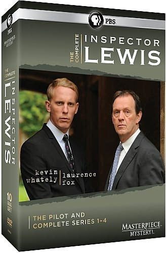 The Complete Inspector Lewis (DVD)