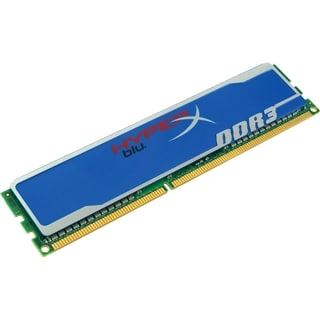 Kingston HyperX 4GB DDR3 SDRAM Memory Module