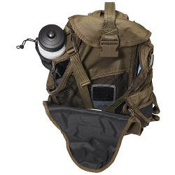 Everest 18.5-inch Unisex Multi-compartment Hydration Sling Backpack