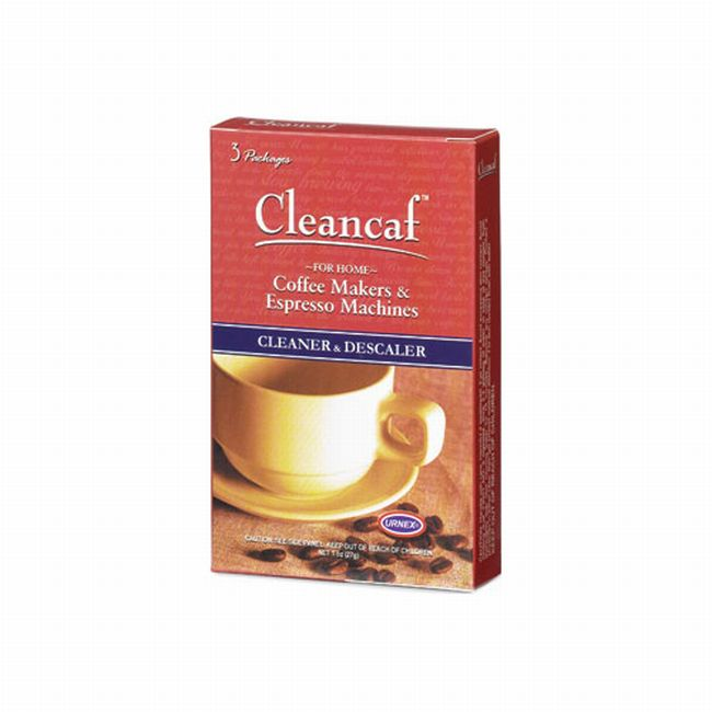 Urnex 14-CL12-3-13 Cleancaf Coffee Machine Cleaner and Descaler