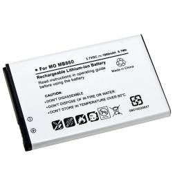 Li-Ion Battery for Motorola MB860 ATRIX 4G