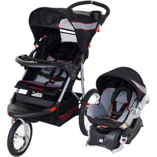 Baby Trend Expedition Jogger Travel System in Millennium