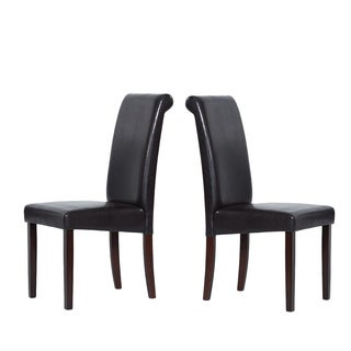 Warehouse of Tiffany Brown Dining Chairs (Set of 4)