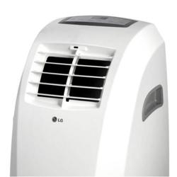 LG Electronics LP0910WNR 9,000-BTU Portable Air Conditioner (Refurbished)