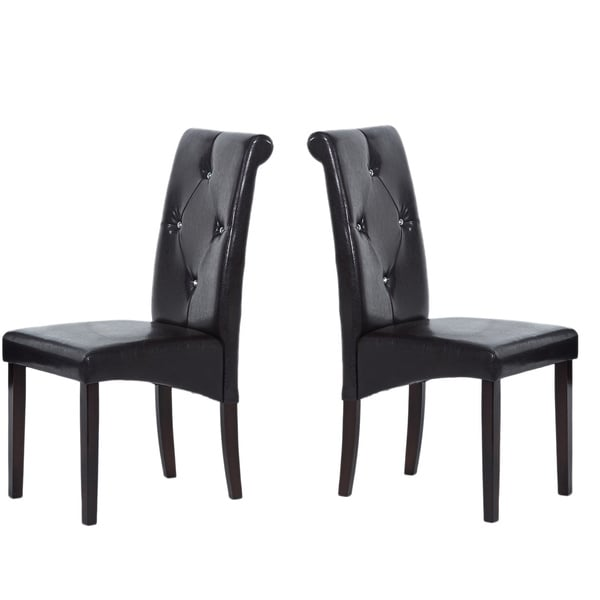 ... Dining Room Chairs Set Of 4 Black Dining Room Chairs Set Of 4