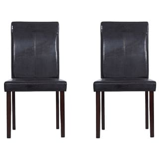 Modern Warehouse of Tiffany Brown Dining Room Chairs (Set of 2)