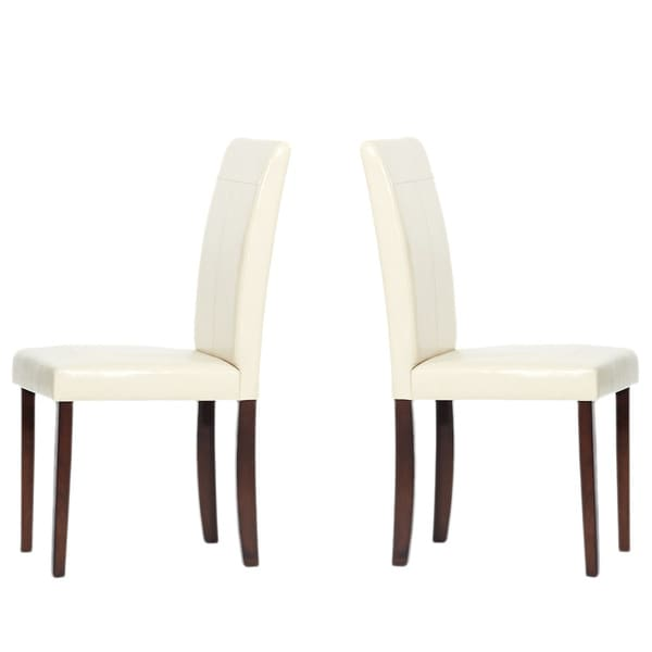 Warehouse of Tiffany Cream Dining Room Chairs (Set of 4)