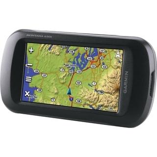 Garmin Montana 650t Handheld GPS Navigator