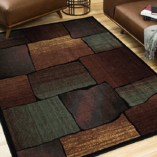 Nourison Expressions Multicolor Rug (3'6 x 5'6)